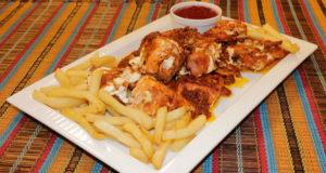 Fresh Cream Tikka Chicken