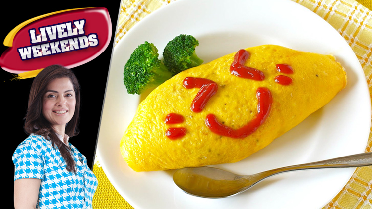 Masala tv pakistans no1 food channel omurice recipe lively weekend 16 september 2018 forumfinder Gallery