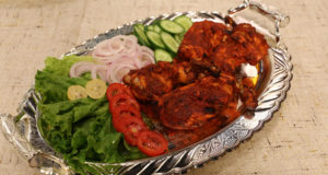 Tandoori Masala Chicken Tikka