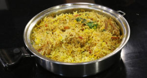 Oil  Free Chicken Biryani