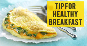 Tip For Healthy Breakfast by Basim Akhund