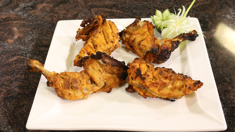 Bihari Chicken Tikka