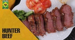 Hunter Beef at home Recipe Samina Jalil