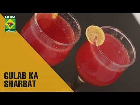 Gulab Ka Sharbat