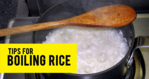 Tip For Boiling Rice| Totkay