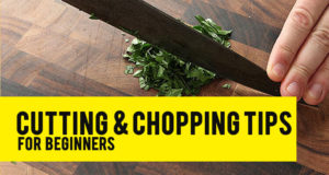 Chopping & Cutting  Tips For Beginners | Totkay