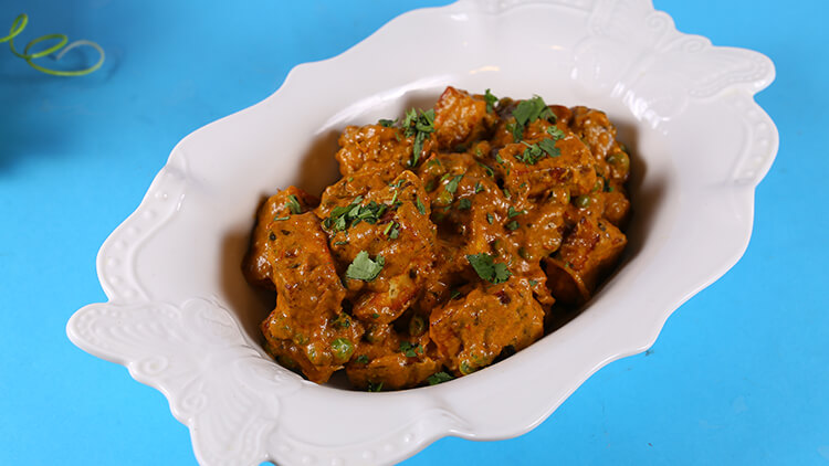 Matar Paneer Recipe Mehboob Khan Masala Tv