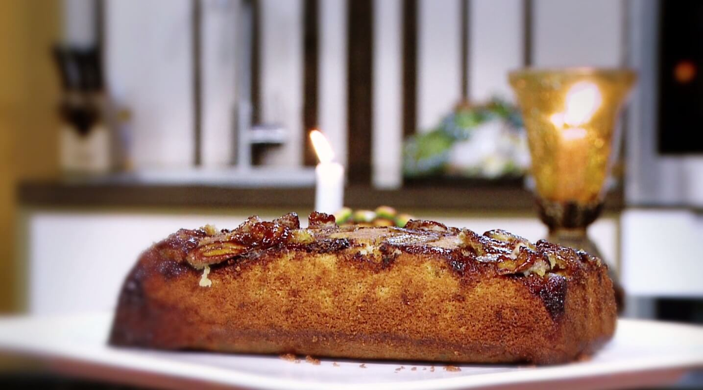 BANANA-UPSIDE-DOWN-CAKE-Masala TV