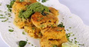 Sindhi Aloo Tikki | Food Diaries | Chef Zarnak Sidhwa