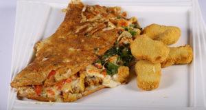 Stuffed Omelette | Tarka | Chef Rida Aftab