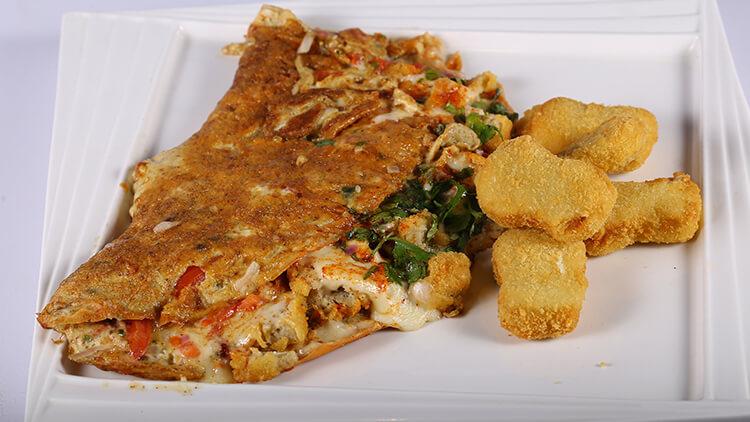 Stuffed Omelette   Tarka   Chef Rida Aftab