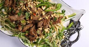 Thai Beef Salad | Tarka | Masala TV | Rida Aftab