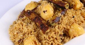 Seekh Kabab Pulao | Mehboob's Kitchen | Chef Mehboob Khan