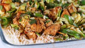 Stick Boti Rice | Tarka | Chef Rida Aftab