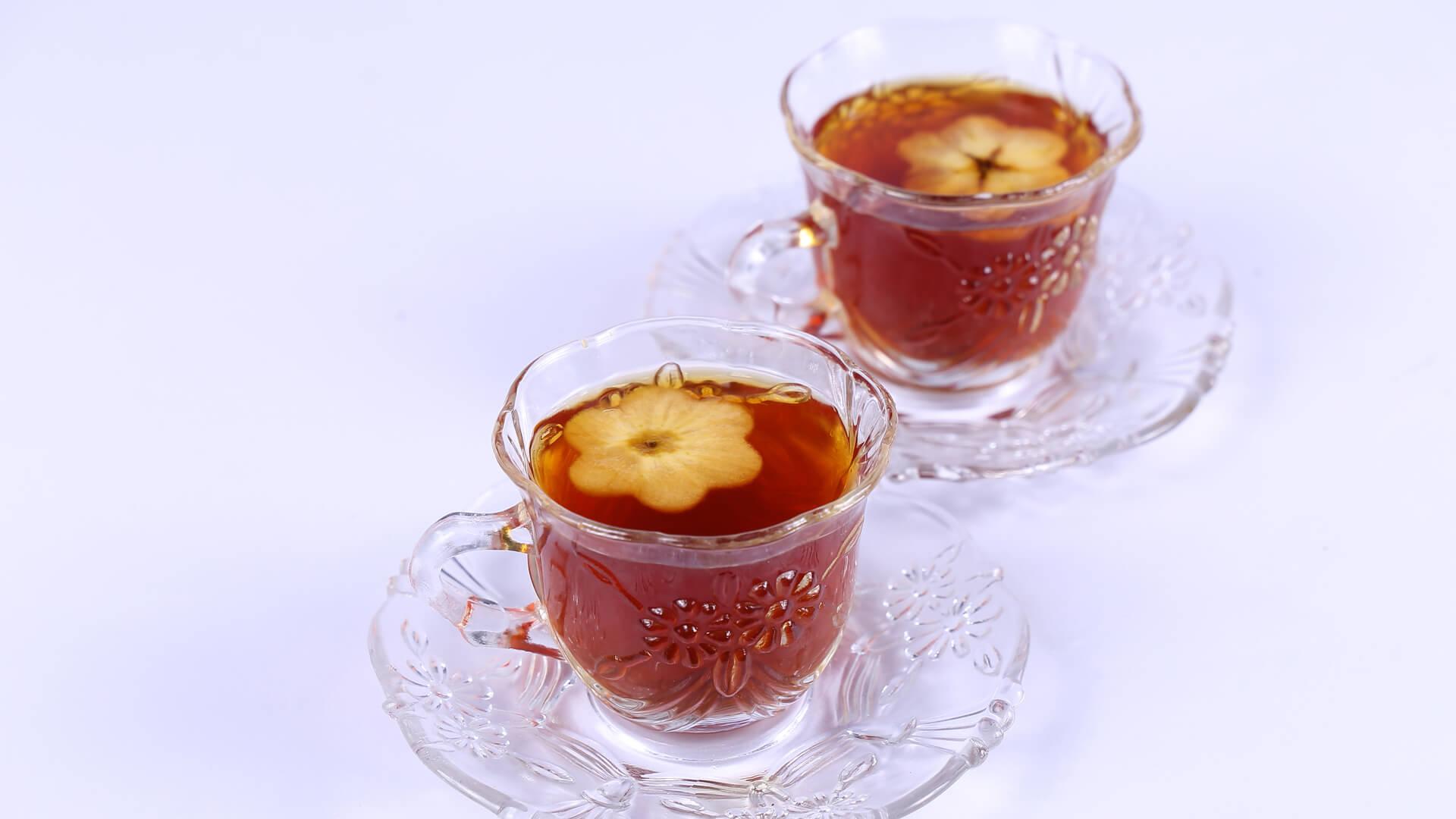 Apple Cinnamon Tea | Dawat | MasalaTV | Abida Baloch
