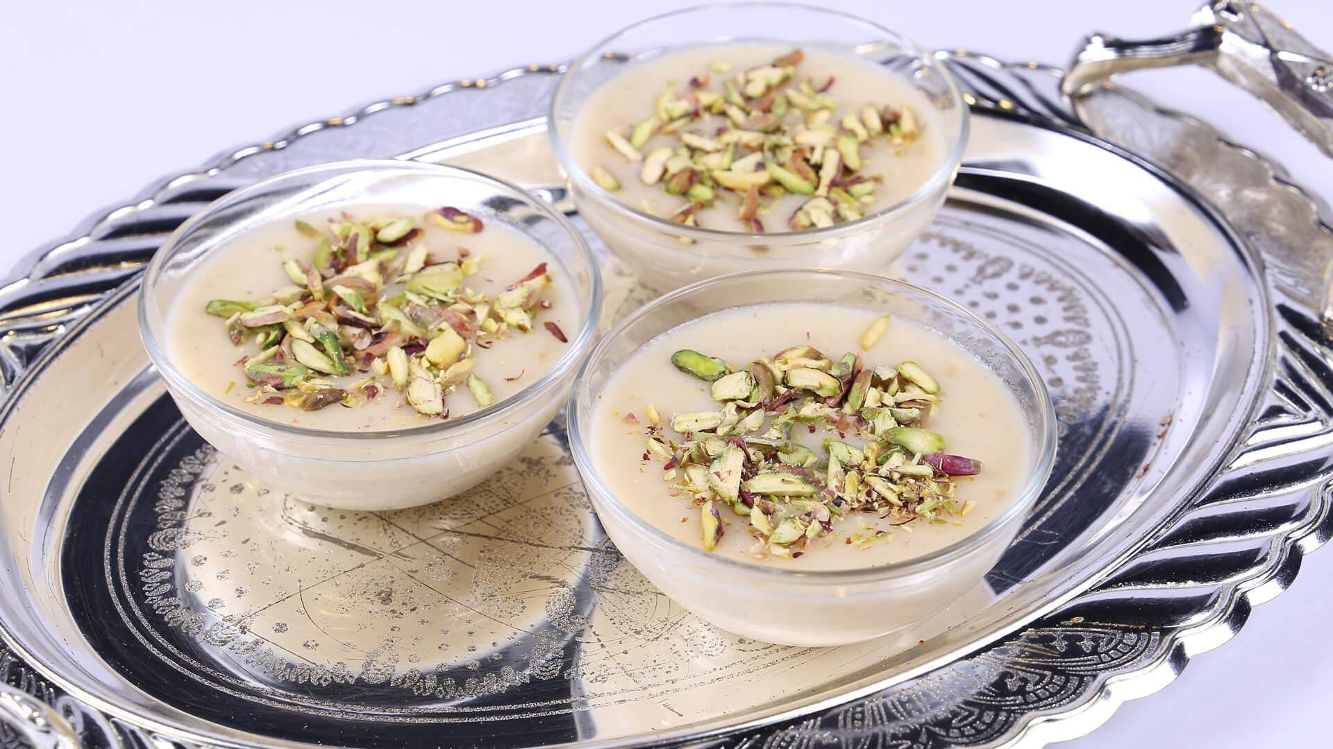 Badam ka hareera   Lazzat   Chef Samina Jalil