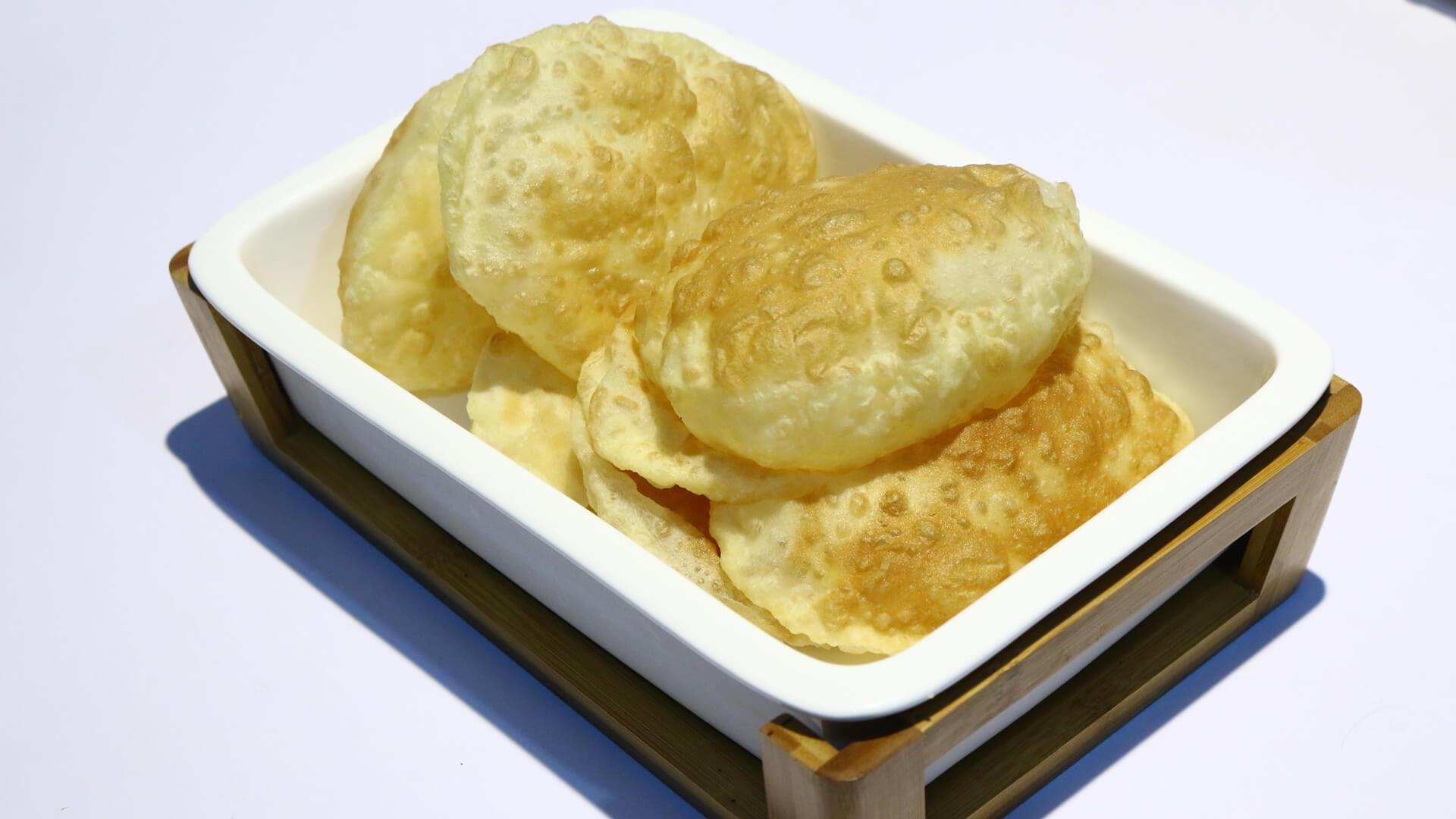 Bhature Recipe   Lazzat   Chef Samina Jalil