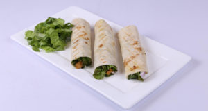 Buffalo chicken wraps | Lazzat | Samina Jalil | Fast Food