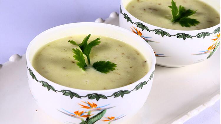 Cauliflower Shorba | Food Diaries | Masala TV | Zarnak Sidhwa