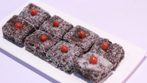 Chocolate Lamington | Evening With Shireen | Shireen Anwar | Dessert