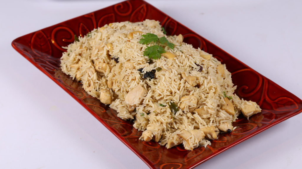 Coconut Chicken Pulao | Food Diaries | Chef Zarnak Sidhwa