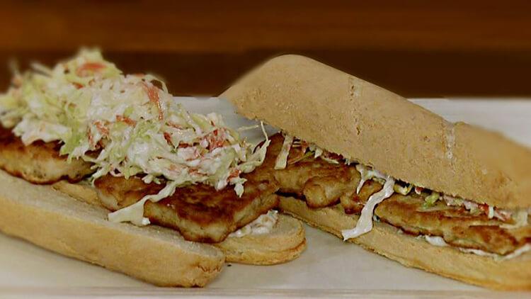 Crispy Fish Sandwich | Quick Recipe