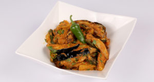 Crispy Vegetable Curry | Flame On Hai