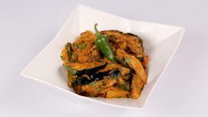 Crispy Vegetable Curry   Flame On Hai