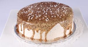 Cappuccino Cake   Quick Recipe   Masala TV