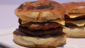 Chapli kabab burger | Mehboob's Kitchen | Mehboob Khan | Fast food