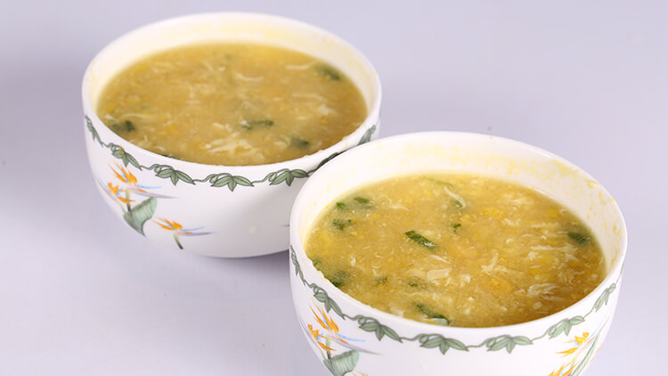 Chicken Corn Soup | Food Diaries | Chef Zarnak Sidhwa