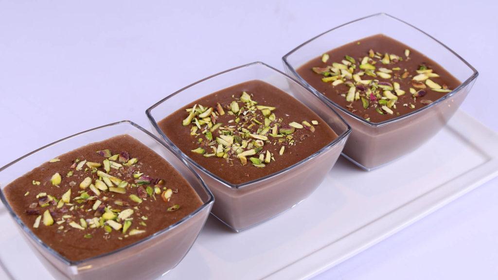 Chocolate Mohalabia | Mehboob's Kitchen | Chef Mehboob Khan