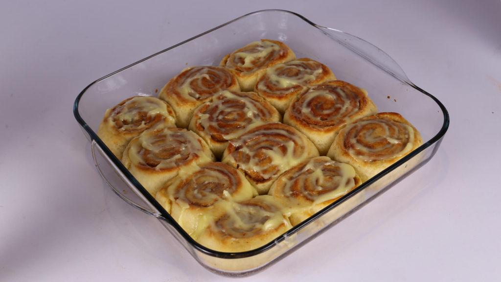 Cinnamon Roll | Lazzat | Chef Samina Jalil