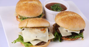 Double Kabab Burger | Quick Recipe