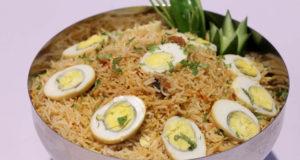 Egg Biryani   Evening With Shireen   Shireen Anwar   Desi food