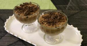 Eggless Banana Chocolate Mousse   Mehboob's Kitchen   Chef Mehboob Khan