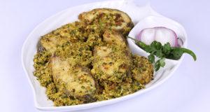 Hara Masala Fish | Tarka | Chef Rida Aftab | Seafood