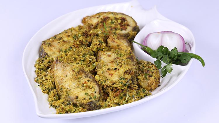 Hara Masala Fish   Tarka   Chef Rida Aftab   Seafood
