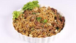 Honey Beef Noodles | Tarka | Chef Rida Aftab