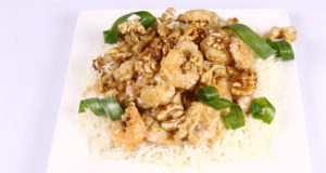 Honey Walnut Shrimps | Dawat | Chef Abida Baloch
