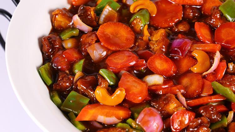 Kung Pao Chicken | Mehboob's Kitchen | Chef Mehboob Khan