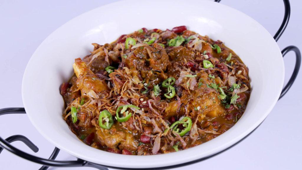 Lobia Gosht   Mehboob's Kitchen   Chef Mehboob Khan