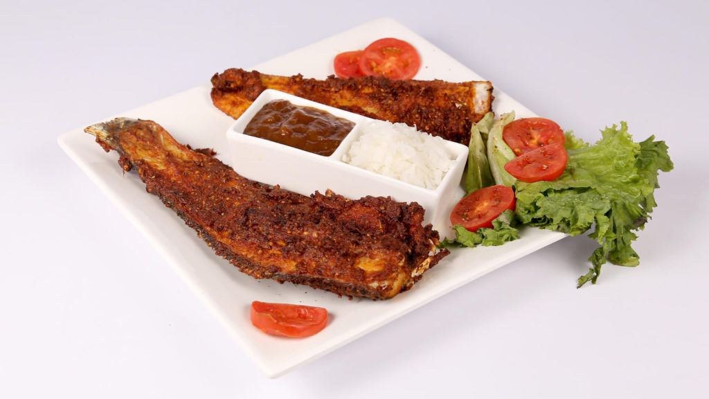 Lahori Fried Fish   Lively Weekends   Desi Food