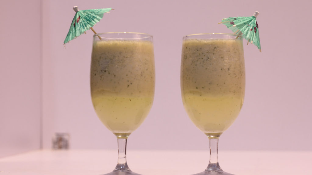 Lemon Mint Smoothie | Lively Weekends