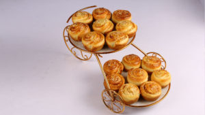 Mouth Melting Garlic Rolls | Evening With Shireen | Chef Shireen Anwar
