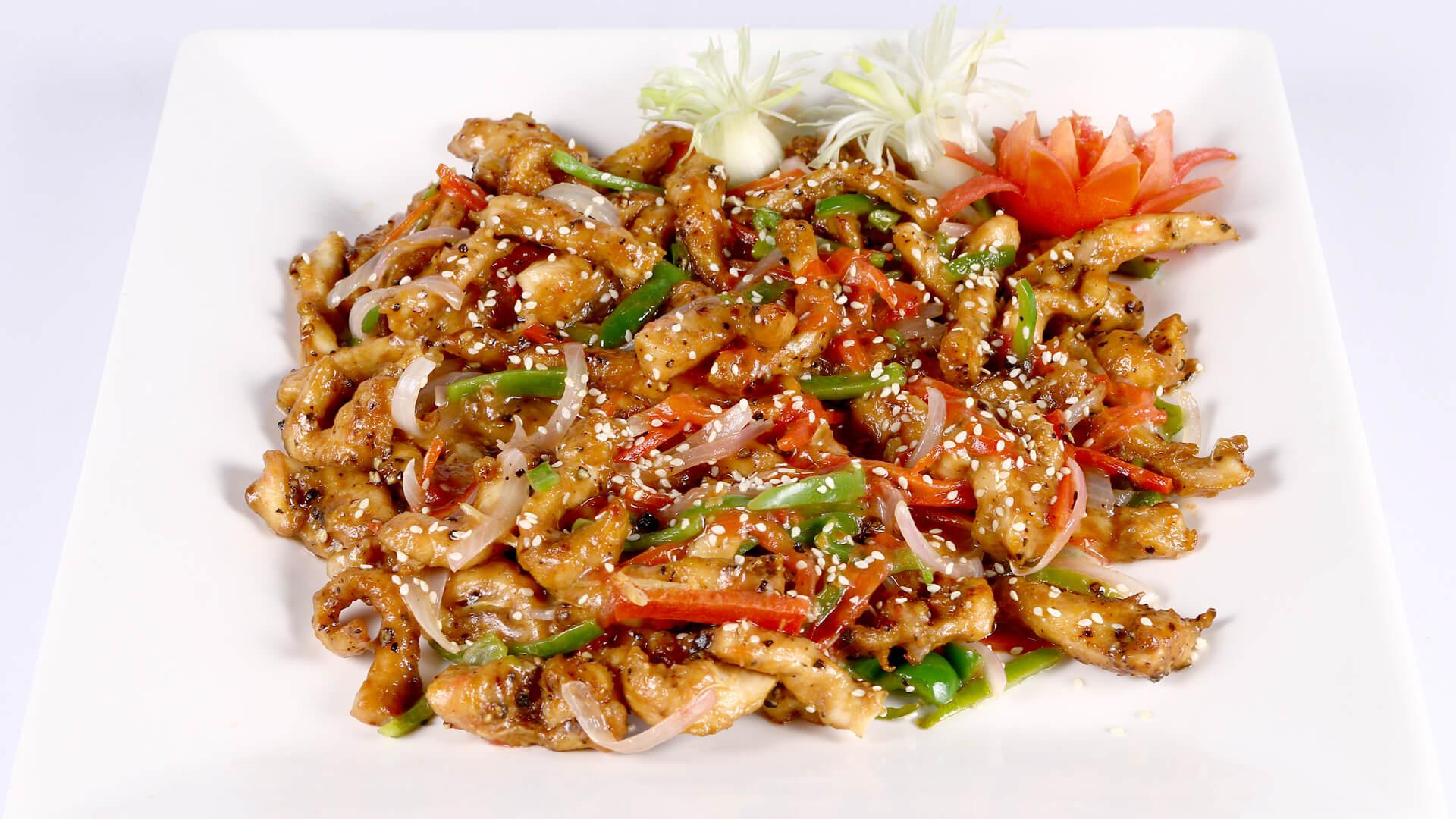 Rainbow Chicken | Lazzat | Chef Samina Jalil