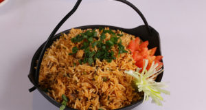Spicy Seafood Rice | Lazzat | Chef Samina Jalil