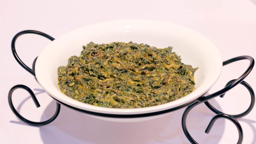 Saag | Mehboob's Kitchen | Chef Mehboob Khan | Desi food
