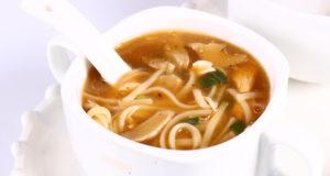 Schezwan Soup | Mehboob's Kitchen | Chef Mehboob Khan