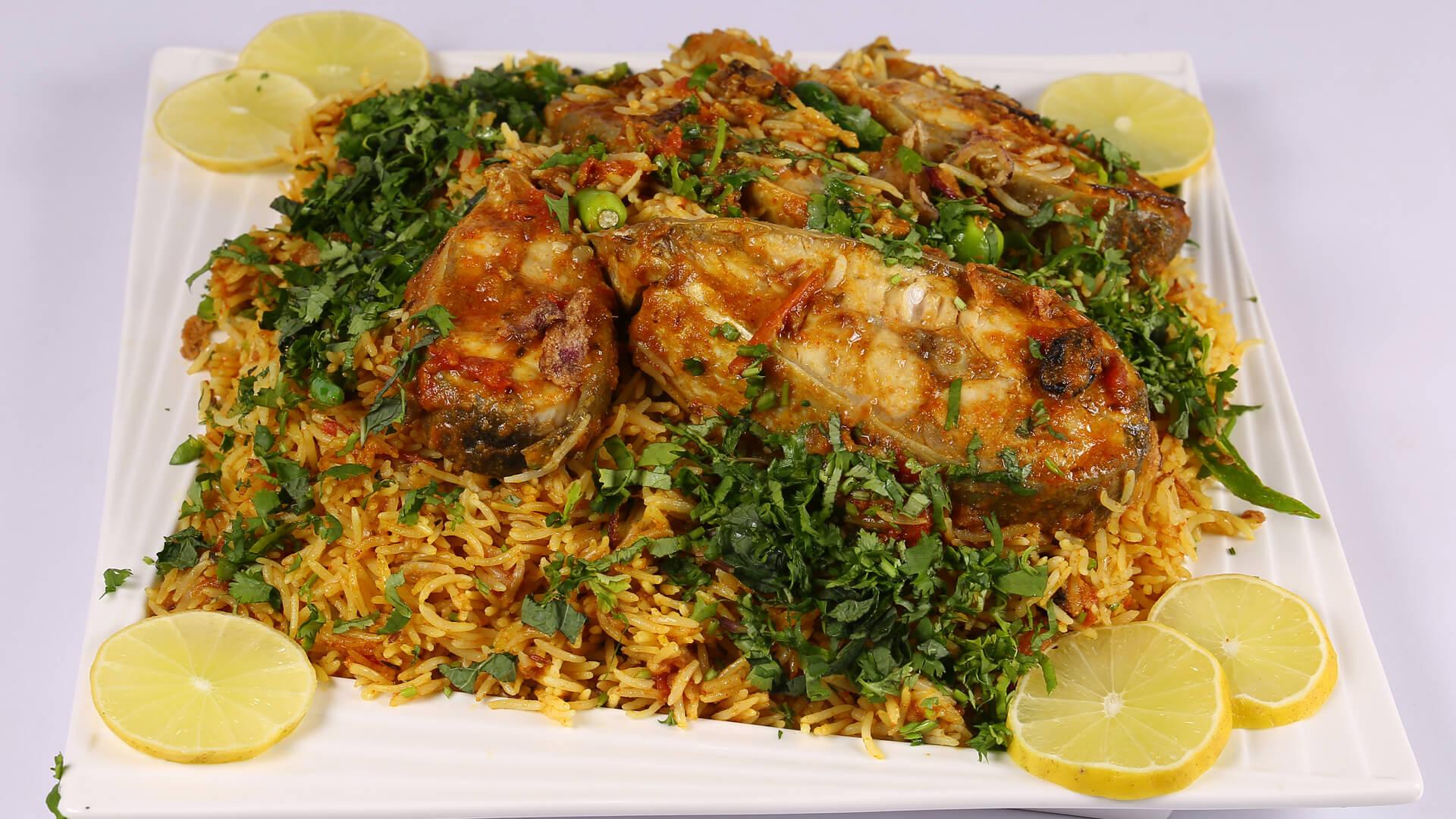 Sindhi Fish Pulao | Dawat | Chef Abida Baloch